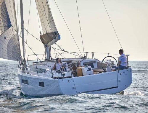 Le Barche a vela usate Jeanneau