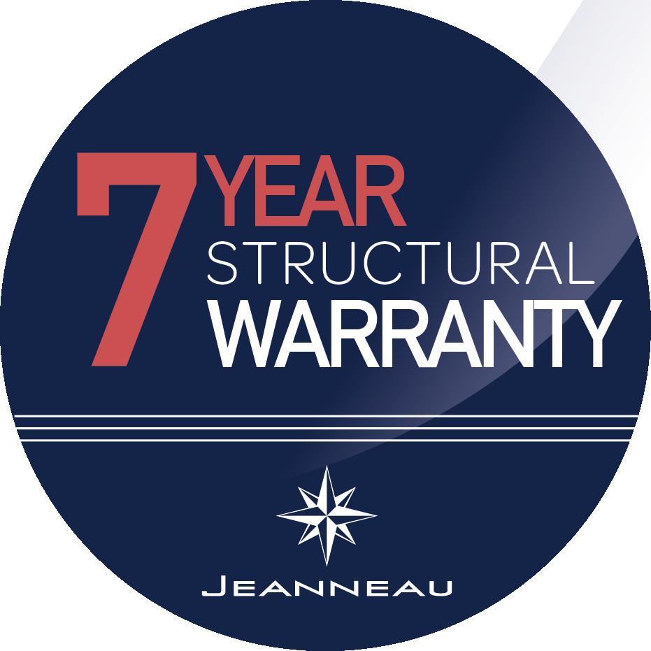 7 anni garanzia struttura
