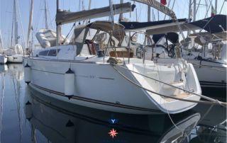 Barca a Vela Usata 10 Metri