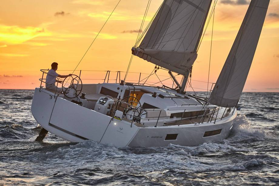 Offerta Sun Odyssey 440