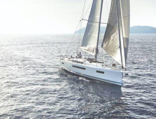 Le barche a vela Jeanneau